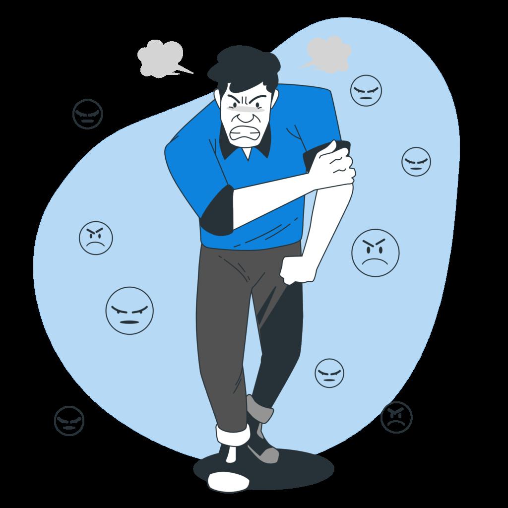 Как избавиться от гнева и агрессии используя подсознание